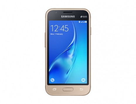 ssamsung Galaxy J1 Mini DS Gold